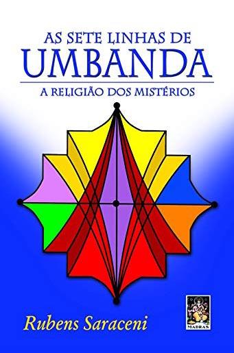 As Sete Linhas de Umbanda Capa